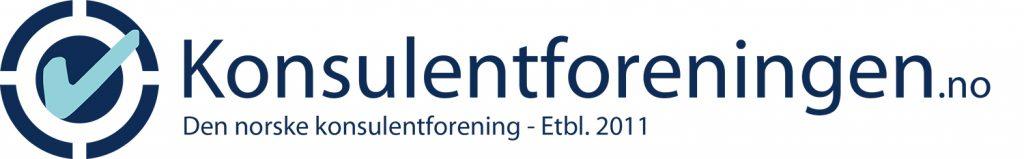 Den norske konsulentforeningens logo
