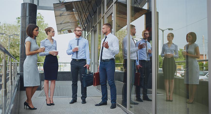 Et godt arbeidsmiljø uten konflikter mellom ansatte