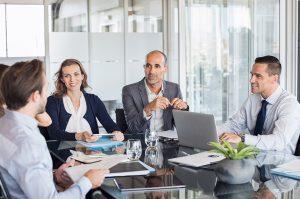 Virksomhetens forretningsmodell er i en stadig forandring