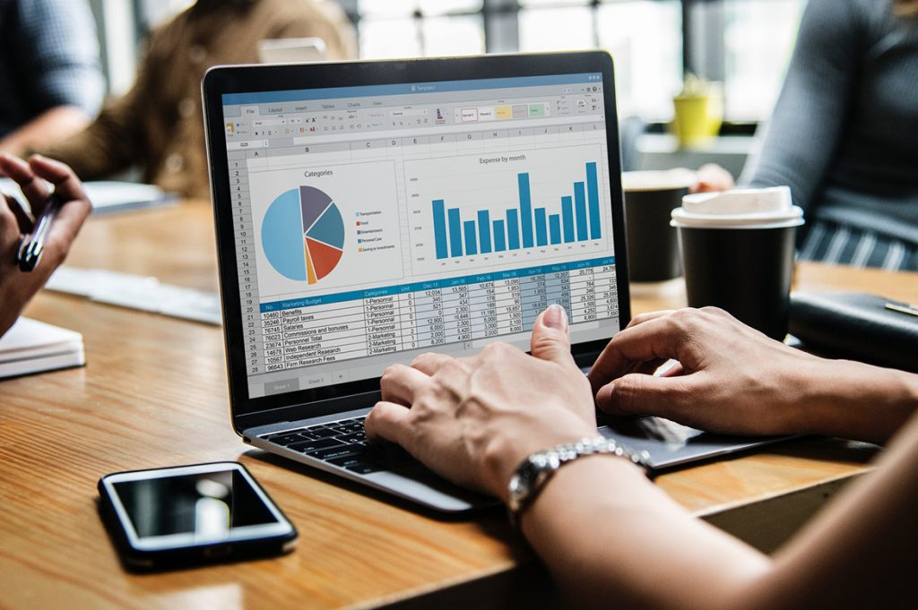 Bedriftens nøkkeltall er knyttet til B2B-salg